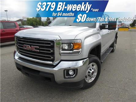2018 GMC Sierra 2500HD SLE (Stk: 61844) in Cranbrook - Image 1 of 21