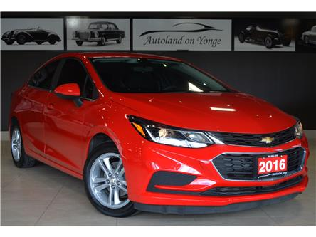 2016 Chevrolet Cruze LT Auto (Stk: H9006A) in Thornhill - Image 2 of 31