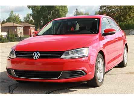 2014 Volkswagen Jetta 1.8 TSI Comfortline (Stk: 1909426) in Waterloo - Image 1 of 23
