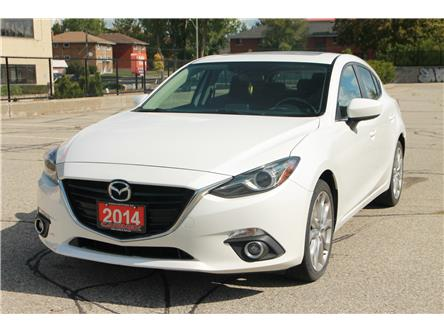 2014 Mazda Mazda3 Sport GT-SKY (Stk: 1908343) in Waterloo - Image 1 of 29