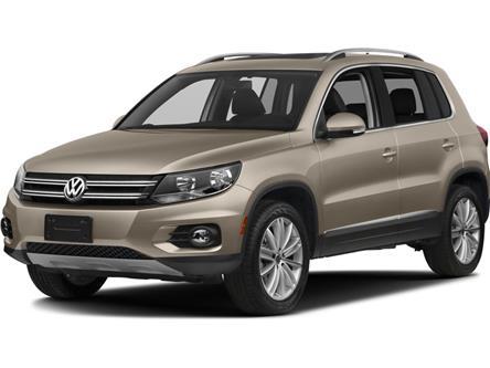 2015 Volkswagen Tiguan Trendline (Stk: 050748) in Ottawa - Image 1 of 3