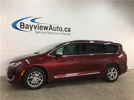 2018 Chrysler Pacifica Limited (Stk: 35661W) in Belleville - Image 1 of 30