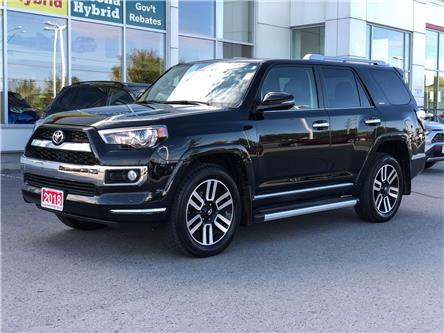 2018 Toyota 4Runner SR5 (Stk: W4864) in Cobourg - Image 1 of 28