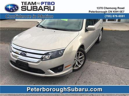 2010 Ford Fusion SEL (Stk: S4034A) in Peterborough - Image 1 of 16
