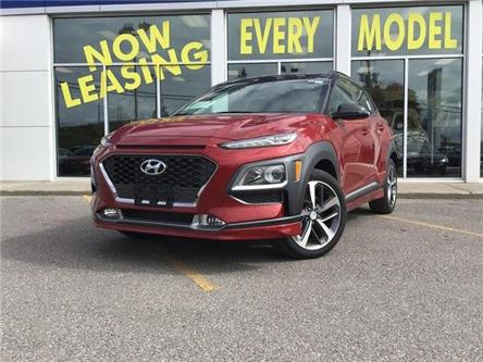 2020 Hyundai Kona 1.6T Trend w/Two-Tone Roof (Stk: H12300) in Peterborough - Image 2 of 19
