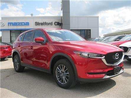 2017 Mazda CX-5 GS (Stk: 17146) in Stratford - Image 1 of 25