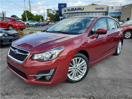 2015 Subaru Impreza 2.0i Sport Package (Stk: 19S1265A) in Whitby - Image 1 of 26