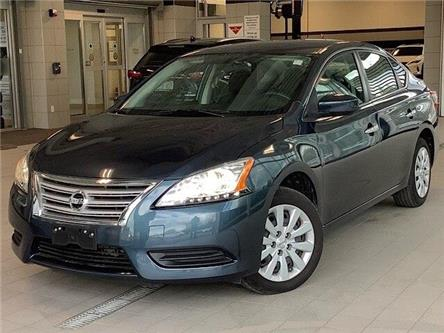 2015 Nissan Sentra 1.8 SL (Stk: P19055) in Kingston - Image 1 of 25