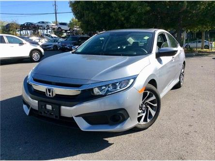2018 Honda Civic EX (Stk: P4746) in Ottawa - Image 1 of 13
