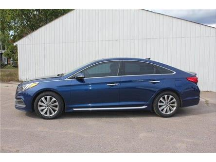 2016 Hyundai Sonata Sport Tech (Stk: 20119-1) in Petawawa - Image 2 of 23