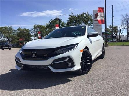 2020 Honda Civic Si Base (Stk: 20030) in Barrie - Image 1 of 22