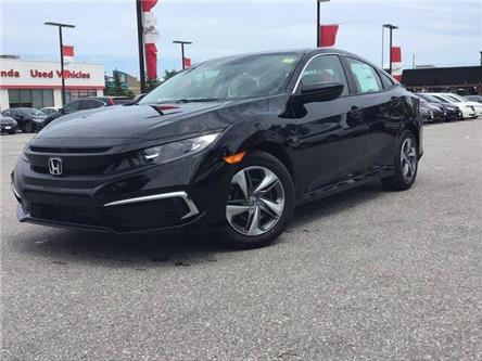 2019 Honda Civic LX (Stk: 191913) in Barrie - Image 1 of 20