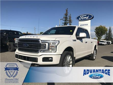 2018 Ford F-150 Limited (Stk: T23071) in Calgary - Image 1 of 21