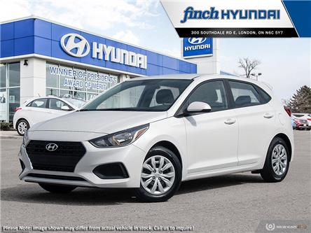 2020 Hyundai Accent Essential w/Comfort Package (Stk: 90789) in London - Image 1 of 23