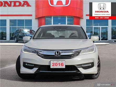 2016 Honda Accord Touring (Stk: U4979) in Cambridge - Image 2 of 27