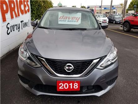 2018 Nissan Sentra 1.8 SV (Stk: 19-670) in Oshawa - Image 2 of 16
