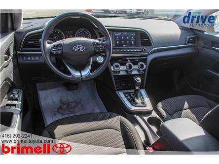 2019 Hyundai Elantra Preferred (Stk: 9999R) in Scarborough - Image 2 of 27