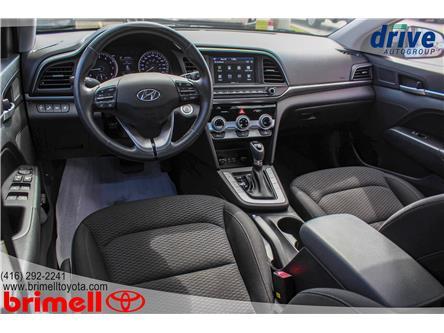 2019 Hyundai Elantra Preferred (Stk: 10000R) in Scarborough - Image 2 of 26