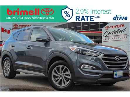 2018 Hyundai Tucson SE 2.0L (Stk: 10001R) in Scarborough - Image 1 of 30