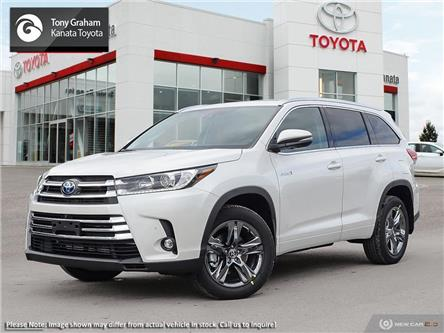 2019 Toyota Highlander Hybrid Limited (Stk: 89923) in Ottawa - Image 1 of 24