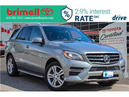 2015 Mercedes-Benz M-Class Base (Stk: 196665A) in Scarborough - Image 1 of 31