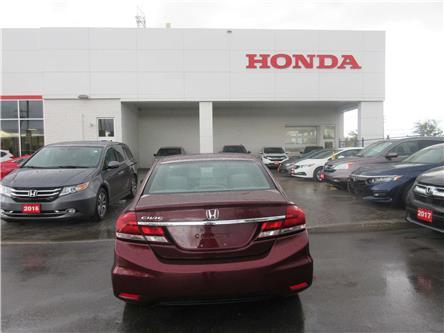 2015 Honda Civic EX (Stk: SS3655) in Ottawa - Image 2 of 16