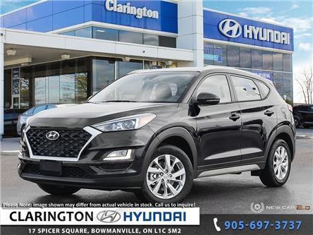 2020 Hyundai Tucson Preferred w/Sun & Leather Package (Stk: 19722) in Clarington - Image 1 of 24