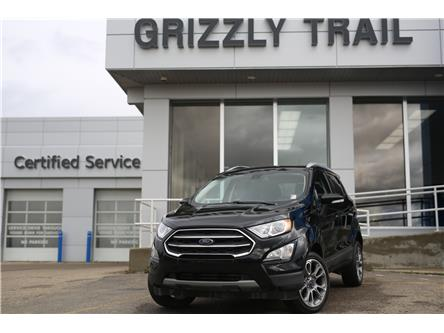 2018 Ford EcoSport Titanium (Stk: 58831) in Barrhead - Image 1 of 34