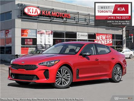 2019 Kia Stinger GT-Line (Stk: 19139) in Toronto - Image 1 of 22