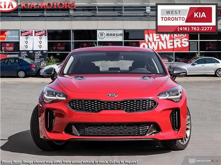2019 Kia Stinger GT-Line (Stk: 19139) in Toronto - Image 2 of 22