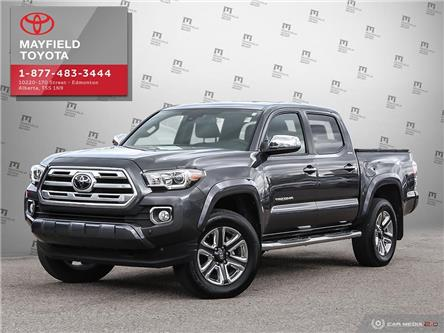 2018 Toyota Tacoma Limited (Stk: 1902043A) in Edmonton - Image 1 of 20