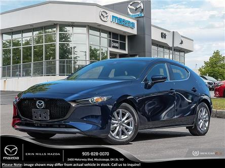 2020 Mazda Mazda3 Sport GS (Stk: 20-0018) in Mississauga - Image 1 of 24