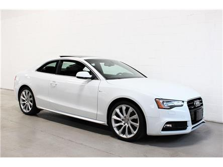 2014 Audi A5 2.0 Technik (Stk: 038321) in Vaughan - Image 1 of 30