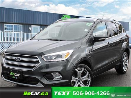 2017 Ford Escape Titanium (Stk: 191160A) in Saint John - Image 1 of 23