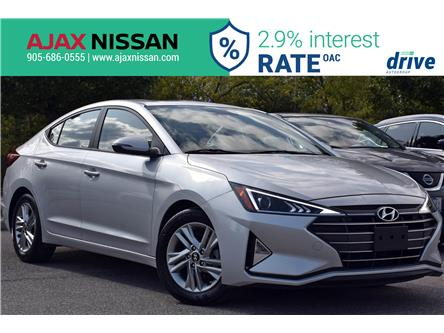 2019 Hyundai Elantra Ultimate (Stk: P4257R) in Ajax - Image 1 of 33