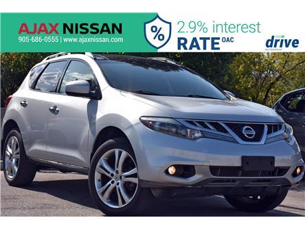 2013 Nissan Murano LE (Stk: P4212B) in Ajax - Image 1 of 35