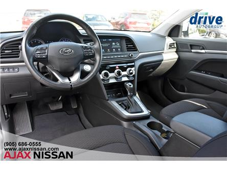 2019 Hyundai Elantra Ultimate (Stk: P4257R) in Ajax - Image 2 of 33