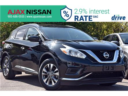 2017 Nissan Murano S (Stk: P4126B) in Ajax - Image 1 of 30