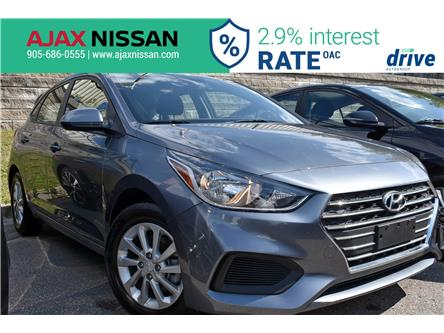 2019 Hyundai Accent Preferred (Stk: P4261R) in Ajax - Image 1 of 28