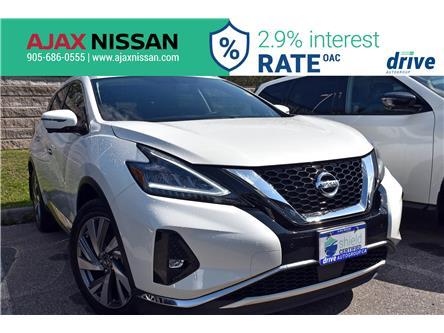 2019 Nissan Murano SL (Stk: P4229CV) in Ajax - Image 1 of 36