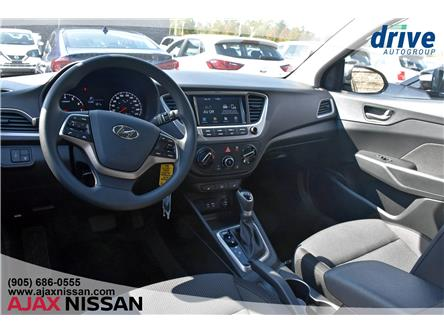 2019 Hyundai Accent Preferred (Stk: P4261R) in Ajax - Image 2 of 28