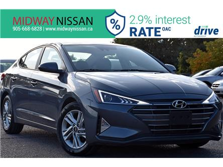 2019 Hyundai Elantra Preferred (Stk: U1881R) in Whitby - Image 1 of 33