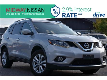 2015 Nissan Rogue SV (Stk: KC766378A) in Whitby - Image 1 of 35