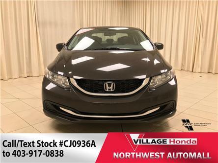 2014 Honda Civic EX (Stk: CJ0936A) in Calgary - Image 2 of 30