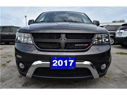2017 Dodge Journey Crossroad (Stk: 85078) in St. Thomas - Image 2 of 30