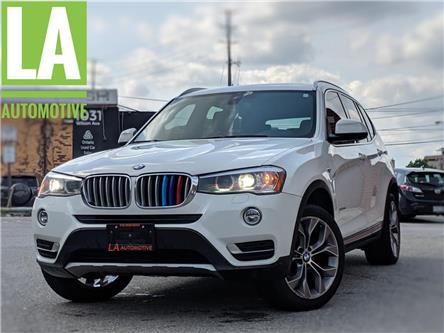 2016 BMW X3 xDrive28d (Stk: 1FSOLK) in North York - Image 1 of 30