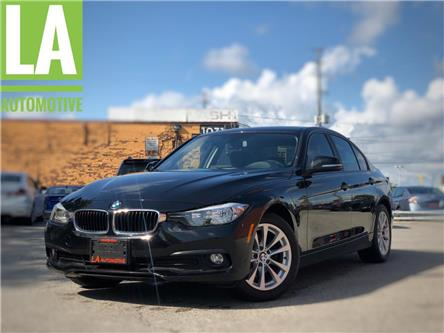 2016 BMW 320i xDrive (Stk: 1FSOLK) in North York - Image 1 of 30