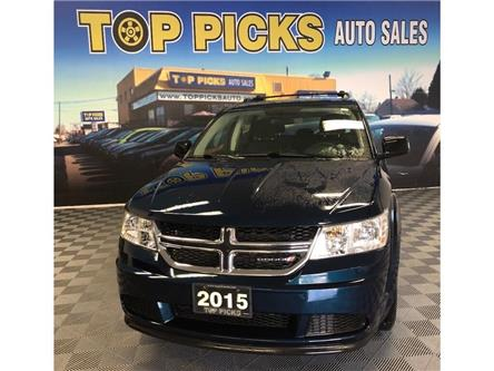 2015 Dodge Journey CVP/SE Plus (Stk: 687034) in NORTH BAY - Image 1 of 25