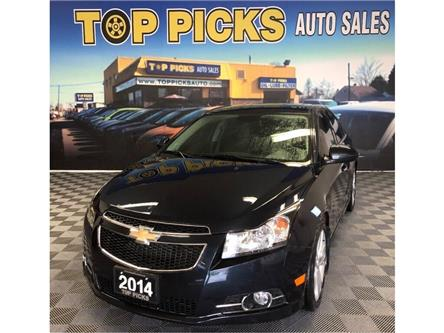 2014 Chevrolet Cruze 2LT (Stk: 288065) in NORTH BAY - Image 1 of 30