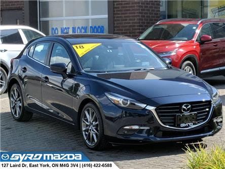 2018 Mazda Mazda3 Sport GT (Stk: 29123A) in East York - Image 1 of 30